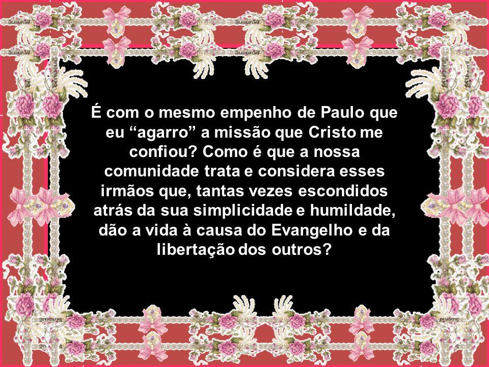 Paulo é, para os crentes, uma das figuras mais questionantes da história do cristianismo. É o cristão de vistas largas, que não se deixa amarrar pelas