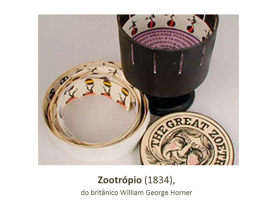 Zootrópio (1834), do britânico William George Horner