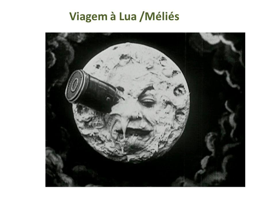 Viagem à Lua /Méliés