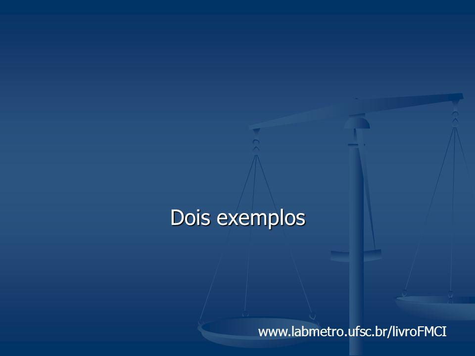 www.labmetro.ufsc.br/livroFMCI Dois exemplos