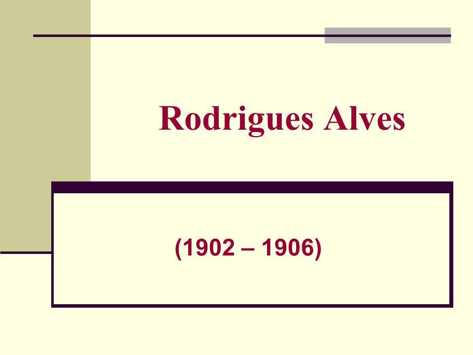 Rodrigues Alves (1902 – 1906)