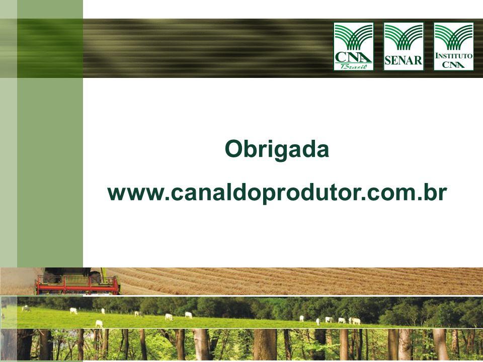 Obrigada www.canaldoprodutor.com.br