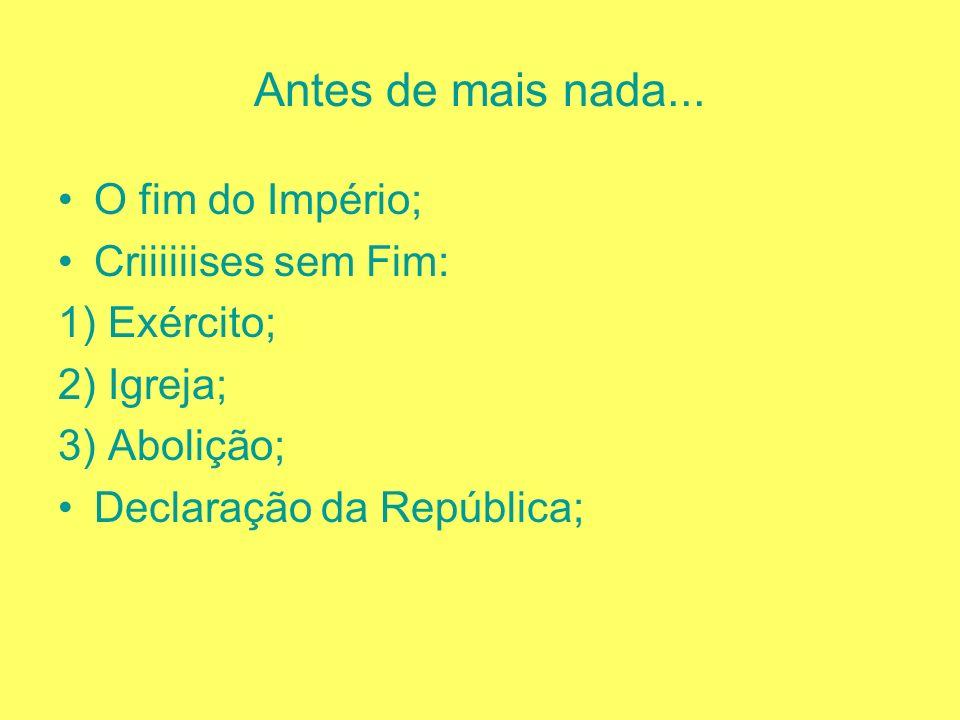 BRASIL REPUBLICANO Por COKERO