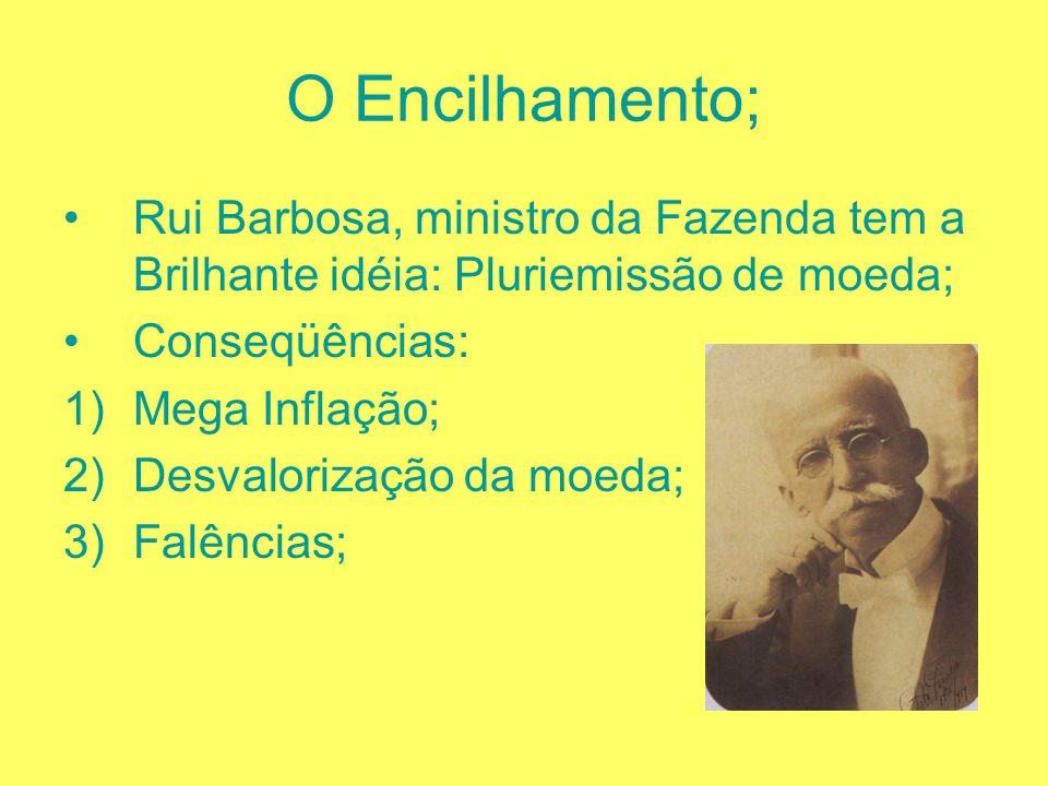 Nova Era Brasileira Marechal Deodoro e o Movimento Republicano; GOVERNO PROVISÓRIO; 1) Banimento da Família Real; 2) Naturalização dos Estrangeiros (P