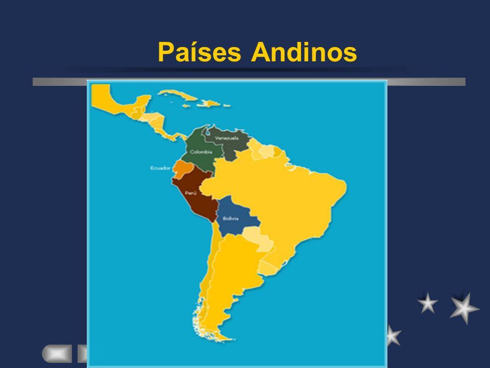 Entre o Caribe e os Andes