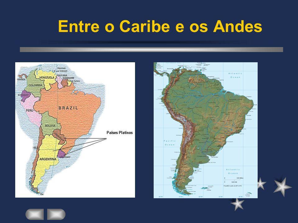 As fronteiras entre a Colômbia e Venezuela - São resultados de um longo trajeto histórico marcado por junções e fragmentações.