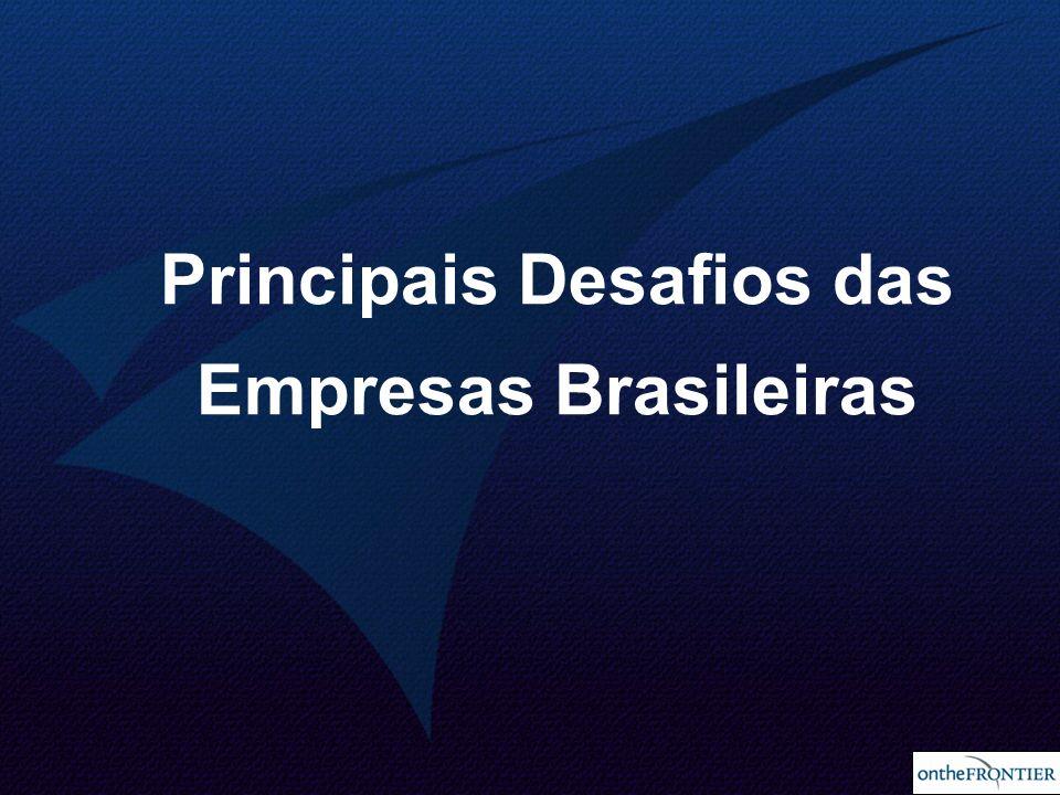 11 Principais Desafios das Empresas Brasileiras