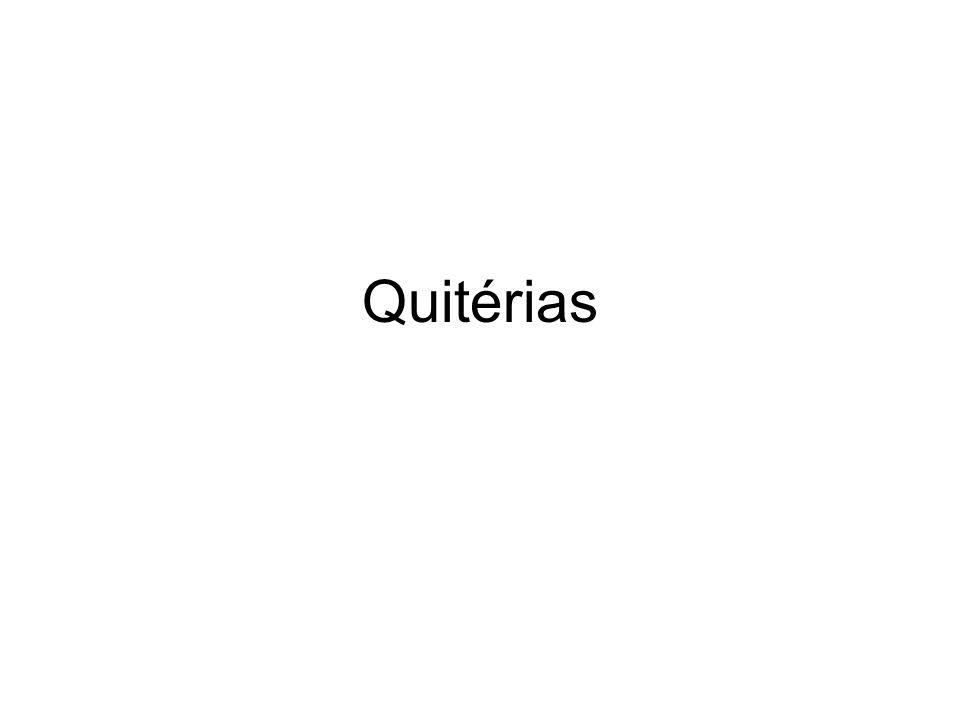 Quitérias