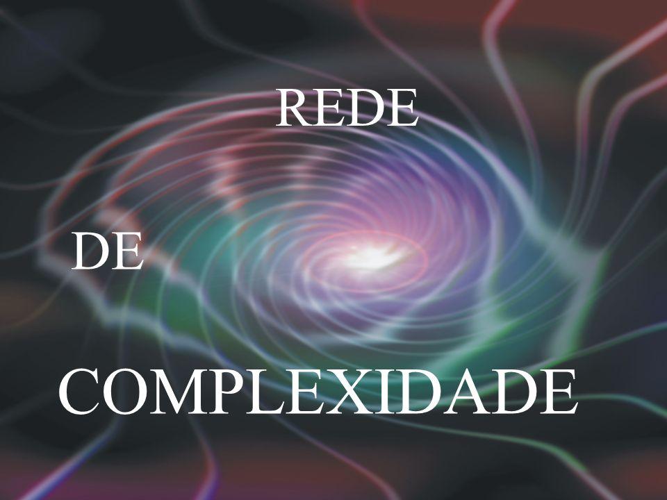 DE COMPLEXIDADE REDE