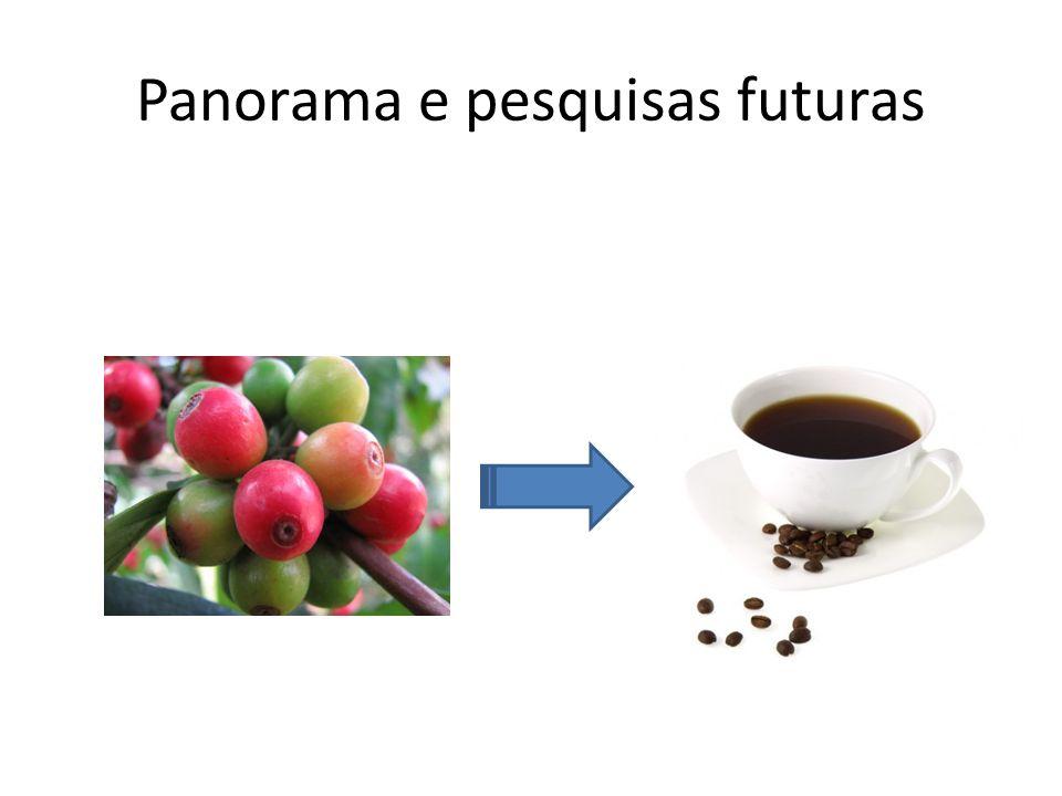 Referências ASSOCIAÇÃO BRASILEIRA DA INDÚSTRIAD E CAFÉ (ABIC).
