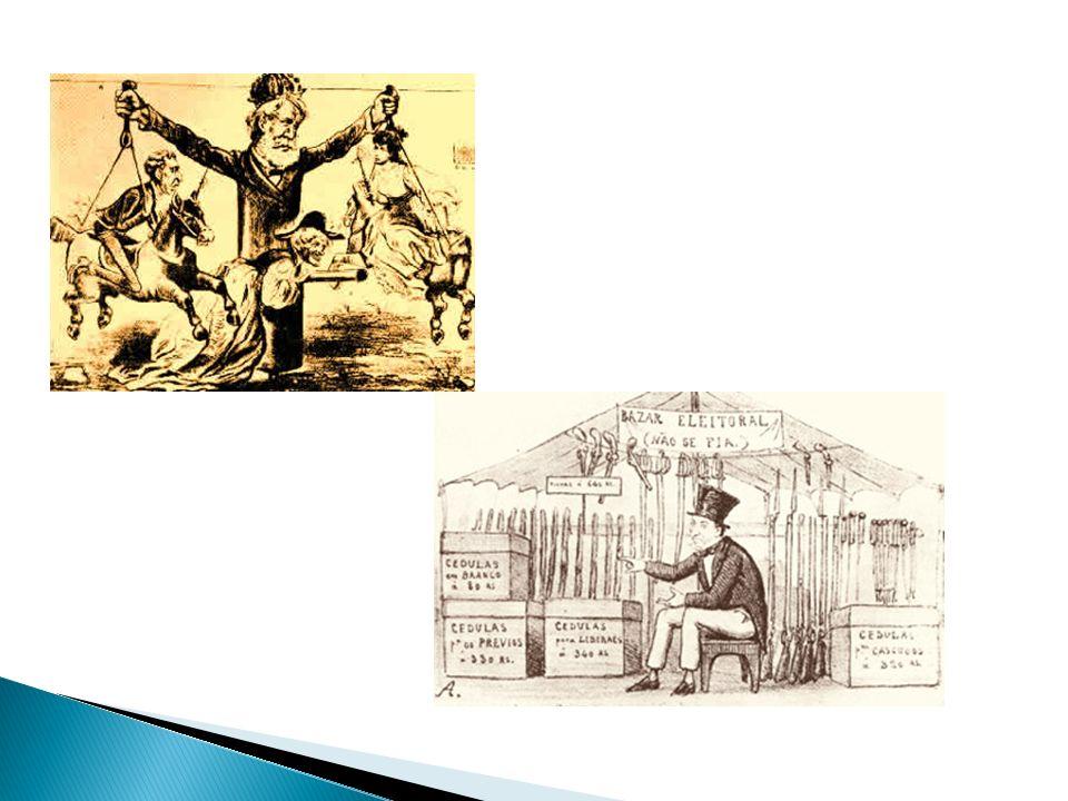 Em 1847, Pedro II cria o cargo de presidente do Conselho de Ministros; Seria o presidente o chefe do ministério e organizar o gabinete ministerial; O gabinete era apresentado a Câmara dos Deputados; O imperador impunha o gabinete de sua preferência(contrariava os princípios do parlamentarismo).