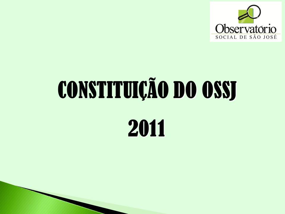 DO OSSJ CONSTITUIÇÃO DO OSSJ2011