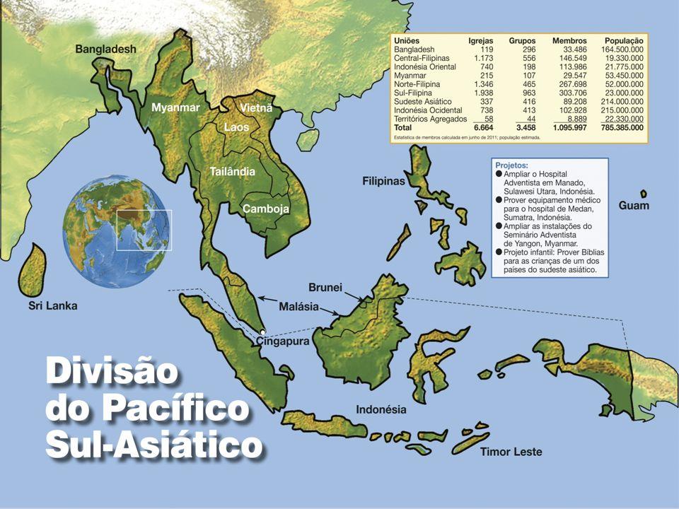 Projetos Divisão do Pacífico Sul Asiático Ampliar o Hospital Adventista em Manado, Sulawesi Utara, Indonésia.
