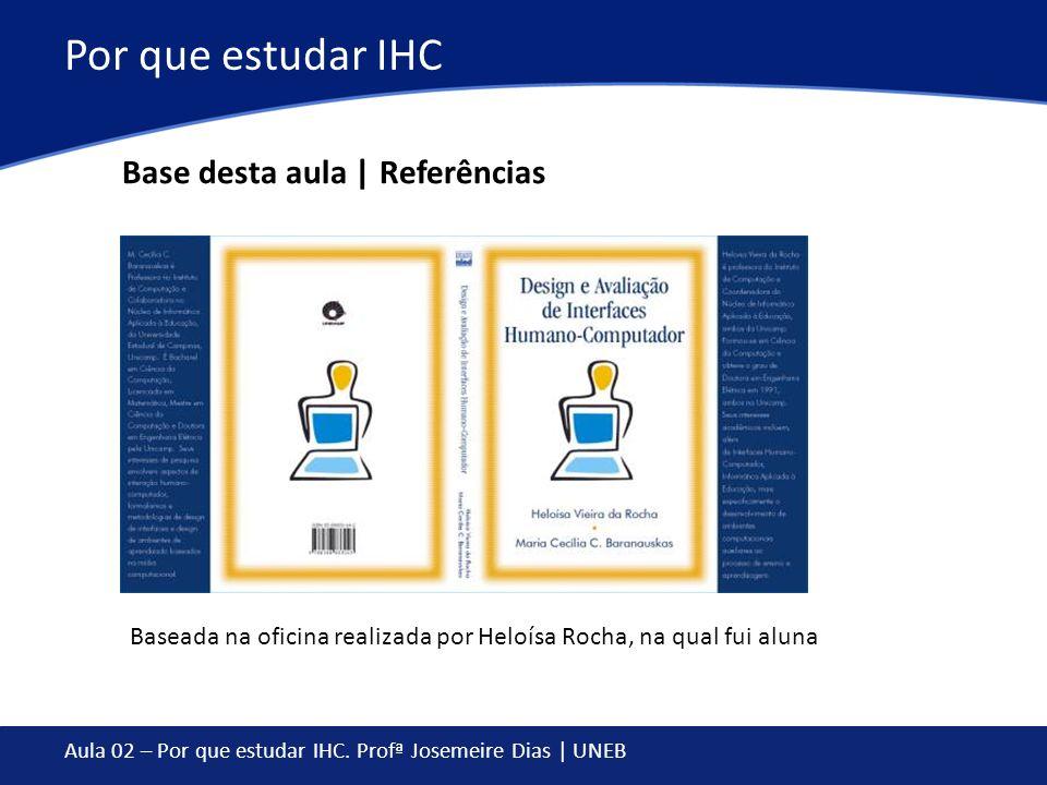 Aula 02 – Por que estudar IHC.