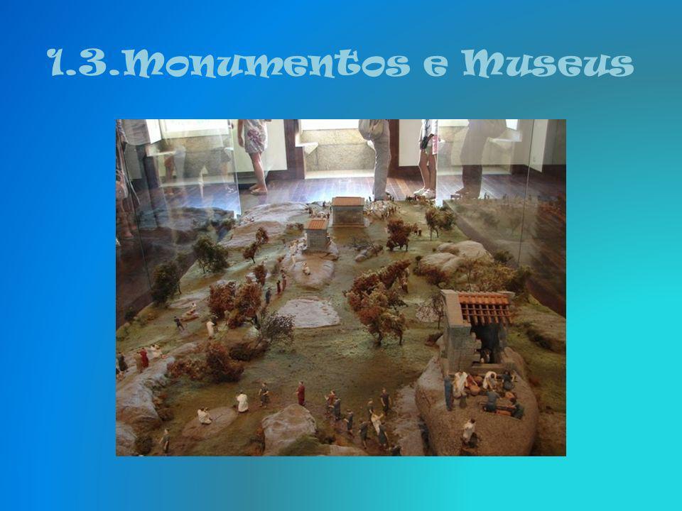 Museu de arqueologia e Numismática de Vila Real Este museu trata-se de um edifício do século XVIII, que foi restaurado pela Câmara Municipal, quando c