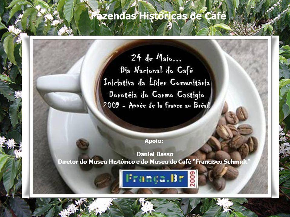 24 de Maio Dia Nacional do Café Aloizio Olaia - Historiador