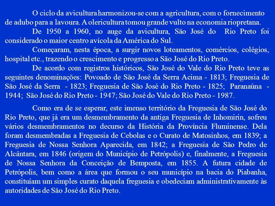 Os primeiros povoados da região do rio Preto foram constituídos pelas famílias mineiras, que atravessavam o Paraíba em busca de novas terras para a agricultura, depois da queda da atividade de mineração.