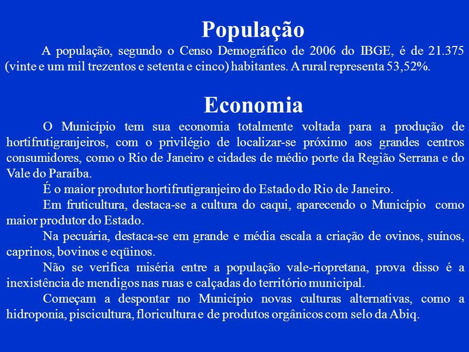 O decreto de 15 de janeiro de 1833 deu à povoação de Paraíba do Sul o predicamento de vila, compreendendo São José do Rio Preto, com sua paróquia e sua administração policial e judiciária como parte do novo município.