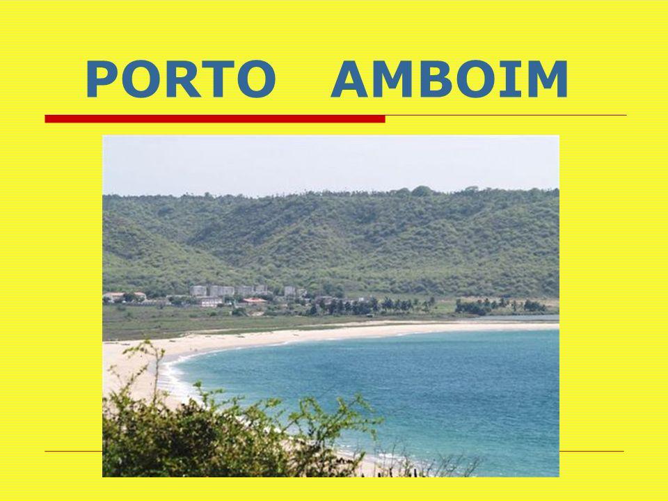 BAÍA DE PORTO AMBOIM