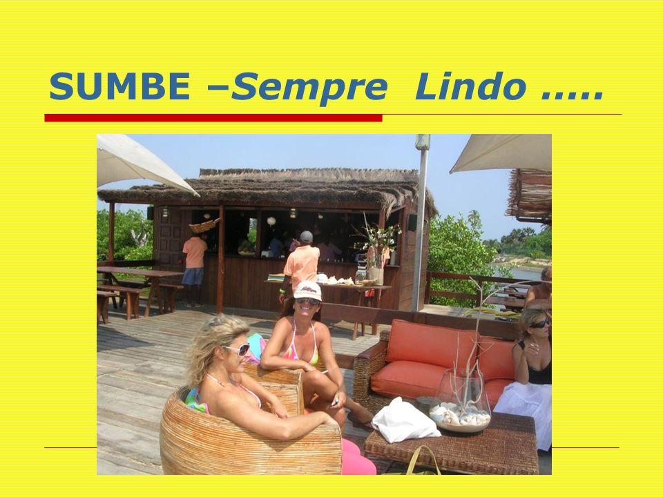 SUMBE = Hotel,Praia, Sé