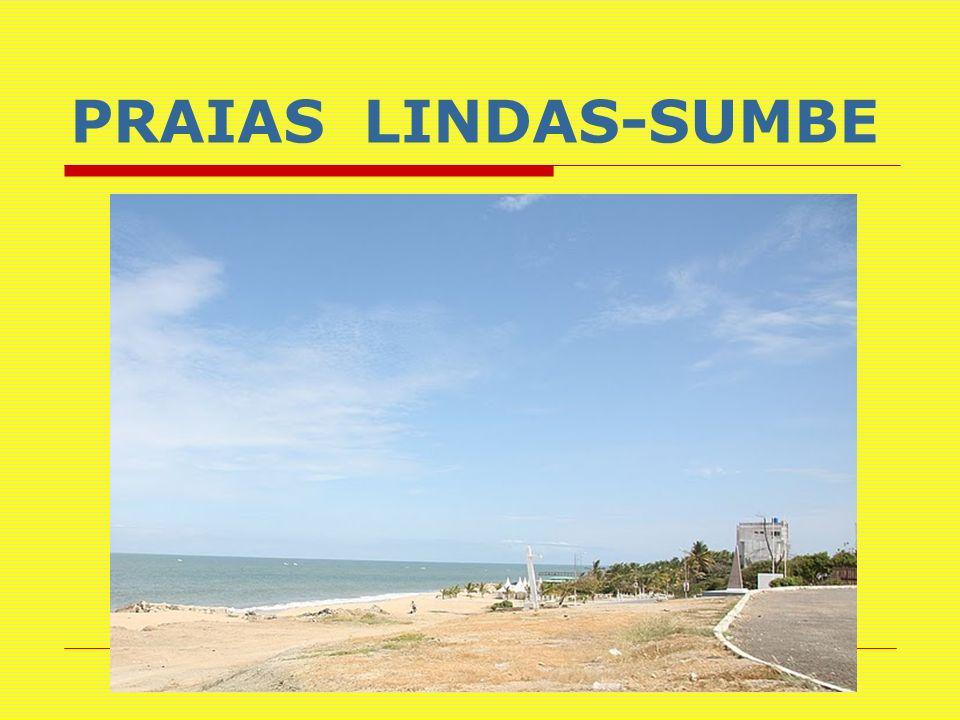 PRAIAS LINDAS-SUMBE