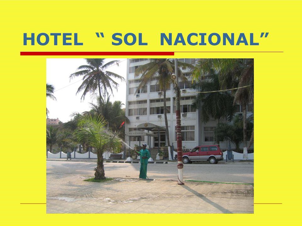 HOTEL SOL NACIONAL