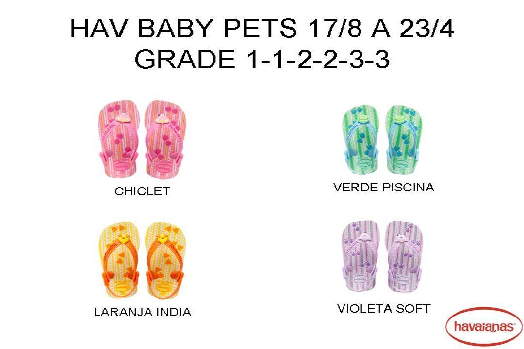 HAV KIDS SHOCK INFANTIL 23/4 AO 31/2 grade 1-2-3-3-3 Cinza Light Laranja cítrico Verde Neon
