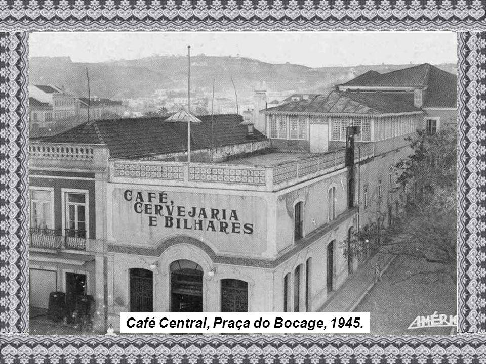 Casa das Manteigas, Rua Paula Borba, 1953.