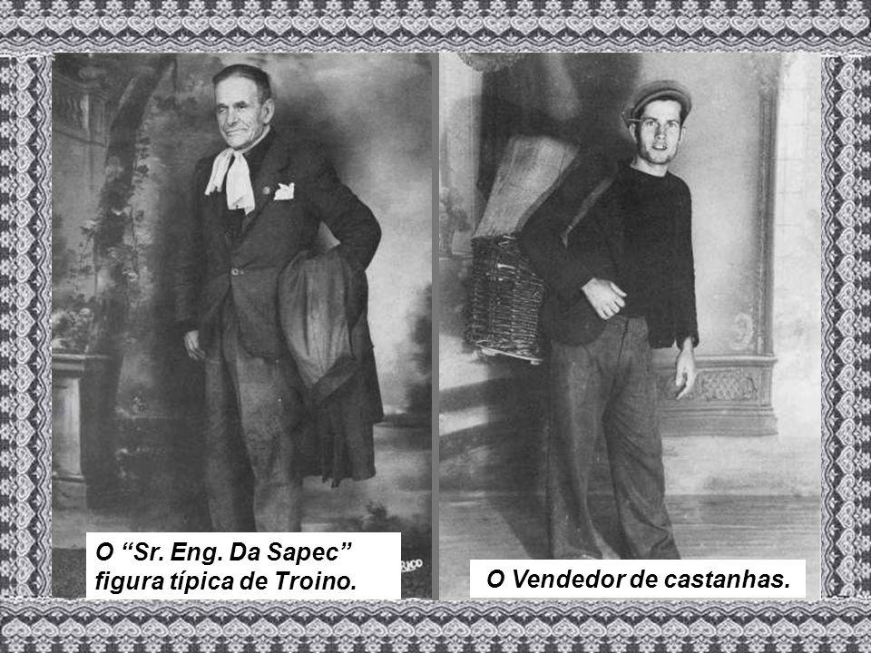 Romaria S. Luís da Serra, 1952.