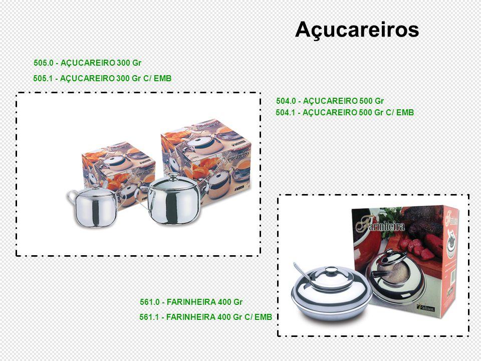 538.0 - COLHER P/ ARROZ 536.0 - ESPUMADEIRA Utensílios Diversos
