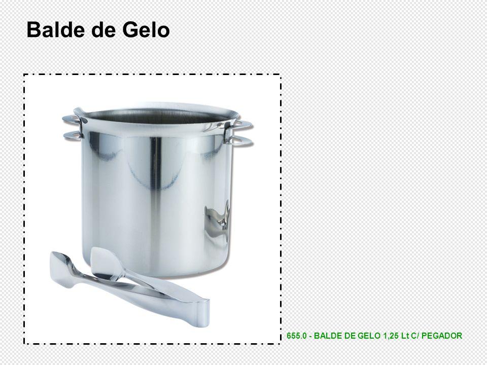 Balde de Gelo 655.0 - BALDE DE GELO 1,25 Lt C/ PEGADOR