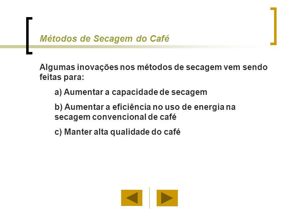 VoltarVídeo Secagem Solar Convencional (Café Natural)