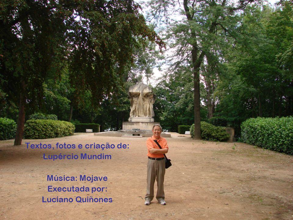 Textos, fotos e criação de: Lupércio Mundim Música: Mojave Executada por: Luciano Quiñones