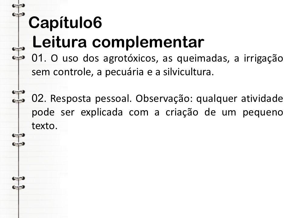 Capítulo6 Testando seus conhecimentos 01.
