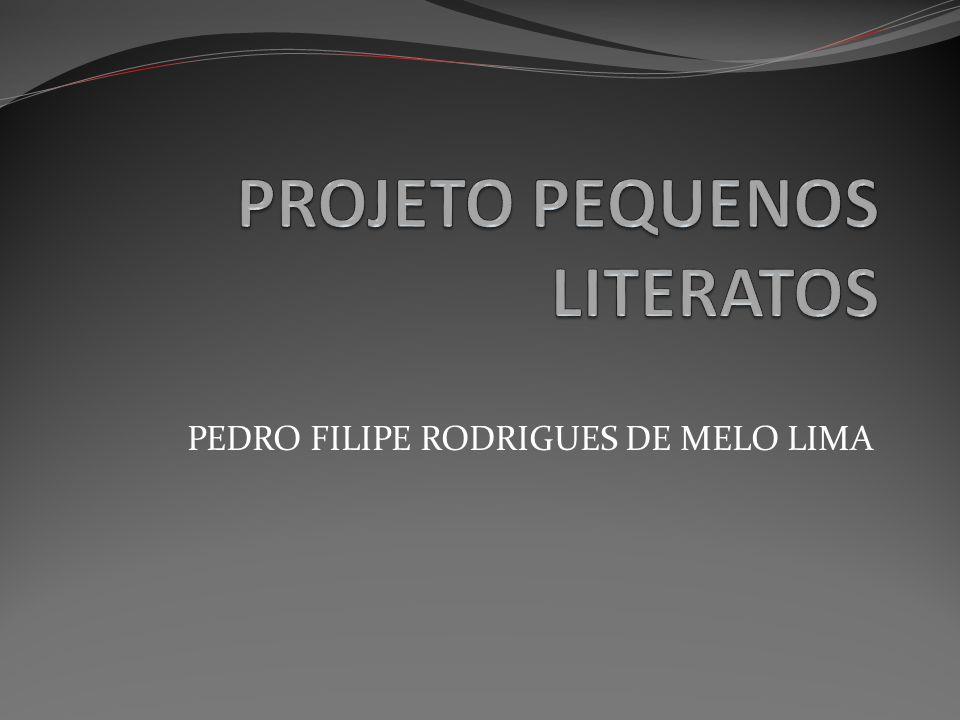 PEDRO FILIPE RODRIGUES DE MELO LIMA