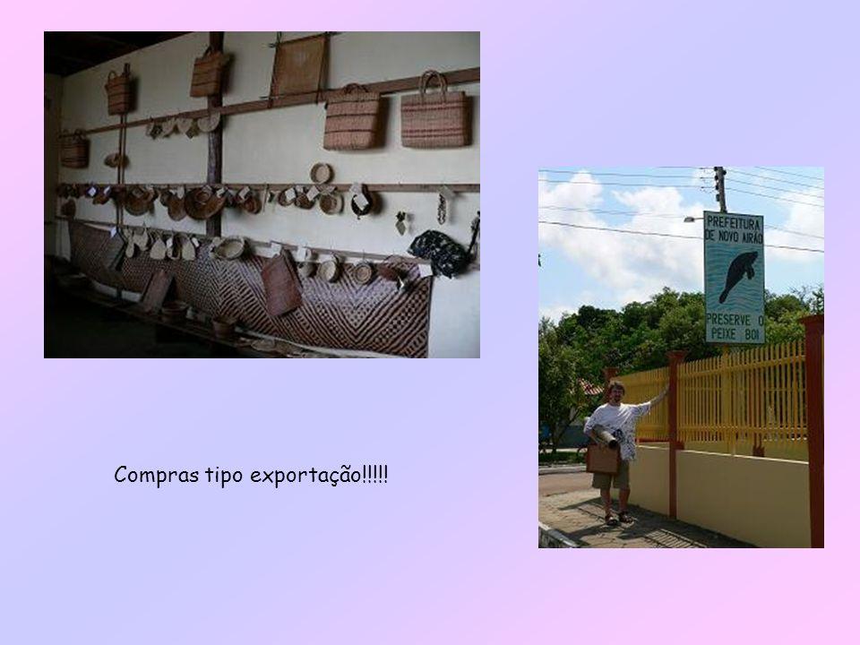 Compras tipo exportação!!!!!