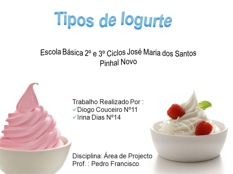 O iogurte é um produto lácteo fresco, obtido pela acção fermentativa bacteriana sobre o leite, com ou sem adição de outros produtos lácteos.