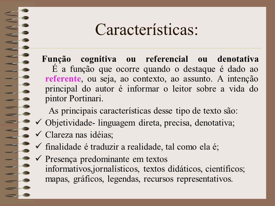 Função Referencial P ortinari: valorização do Brasil e da arte Filho de imigrantes italianos, Cândido Portinari nasceu no dia 30 de dezembro de 1903,