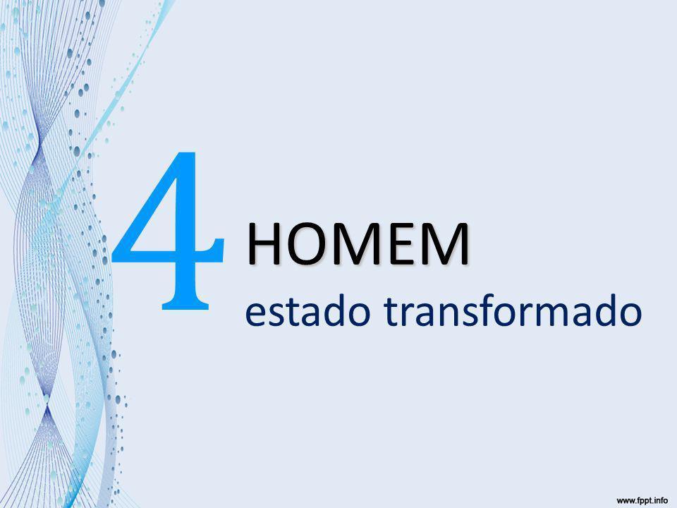 4 HOMEM HOMEM estado transformado