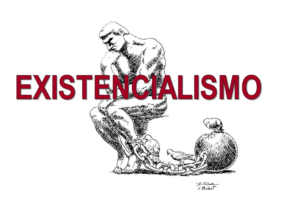 Impossível não escolher -A existência do homem é algo temporário - projeto sempre incompleto diante da morte inevitável.