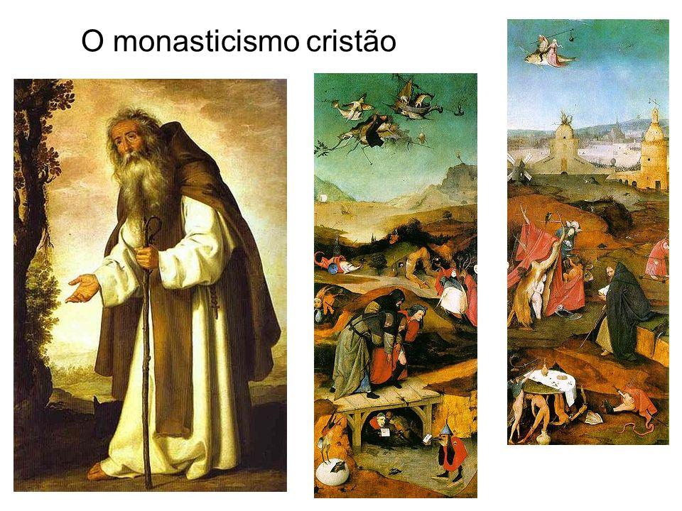 O monasticismo cristão