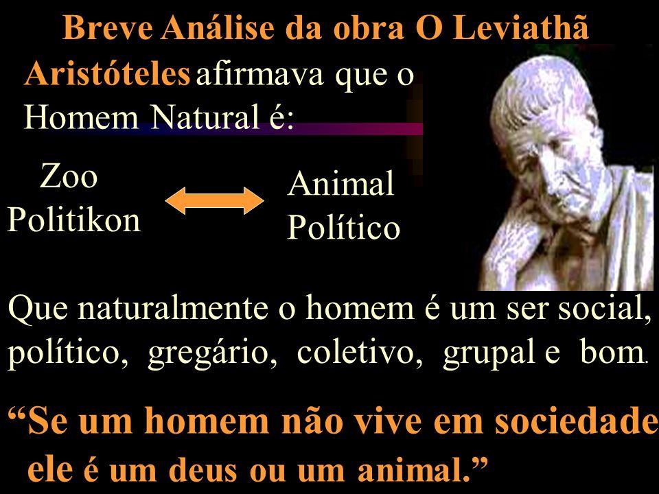 Principais Teóricos do Absolutismo Thomas Hobbes 1588/1619 Nasceu na Inglaterra Profissão - Preceptor Obra - O Leviathã. Importância de Hobbes: 1 a fo