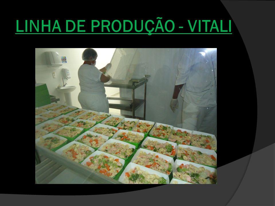 LINHA DE PRODUÇÃO - VITALI