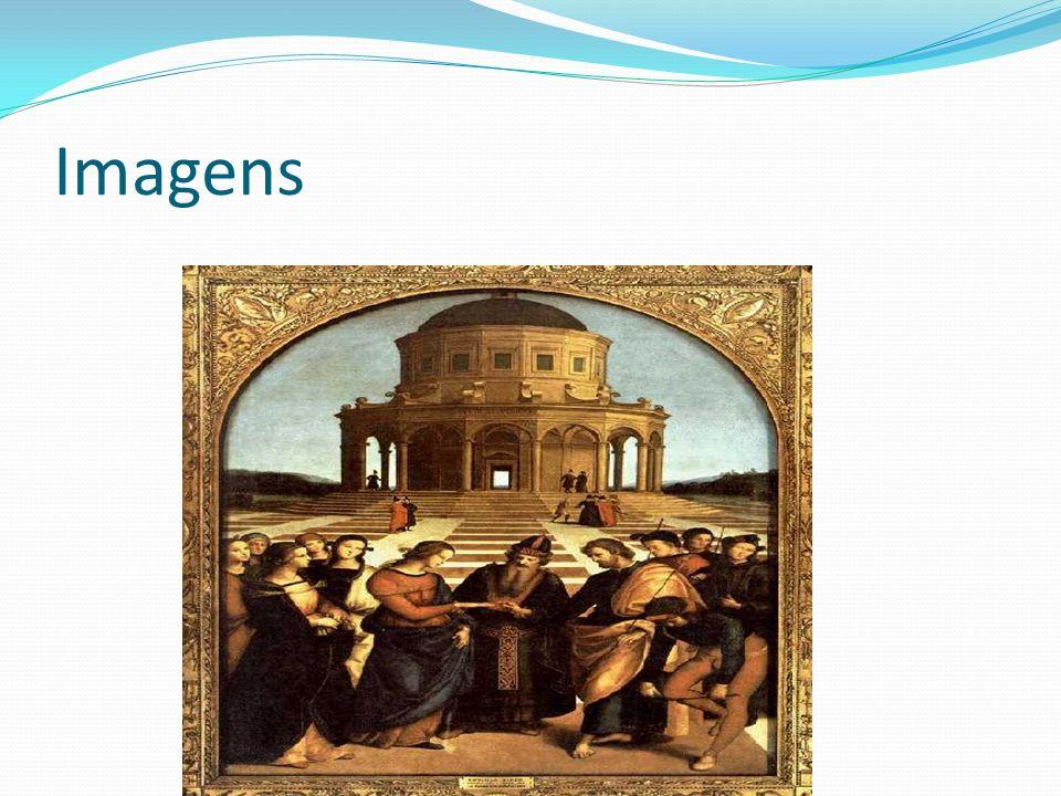 Características da Arte Renascentistas Busca da perfeição ao retratar o Homem.