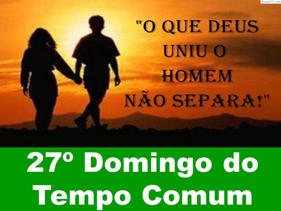 27º Domingo do Tempo Comum