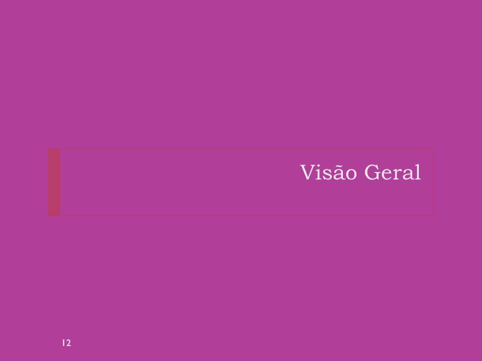 Visão Geral 12