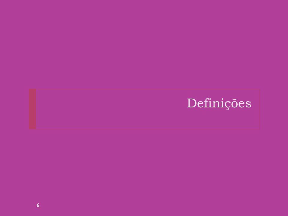 Definições 6