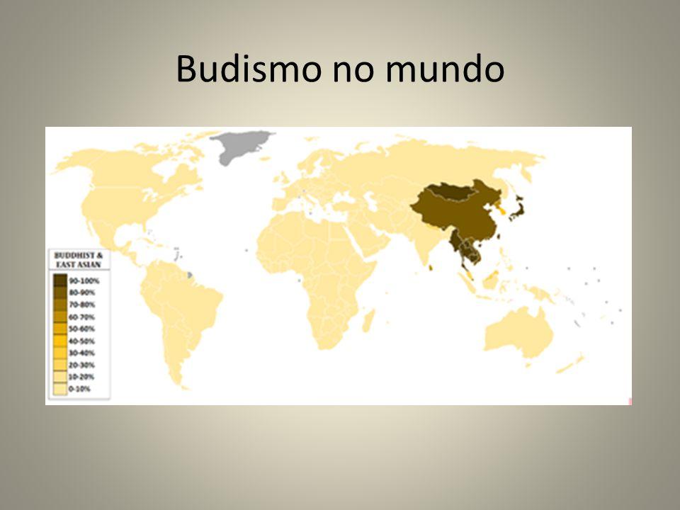 Budismo no mundo