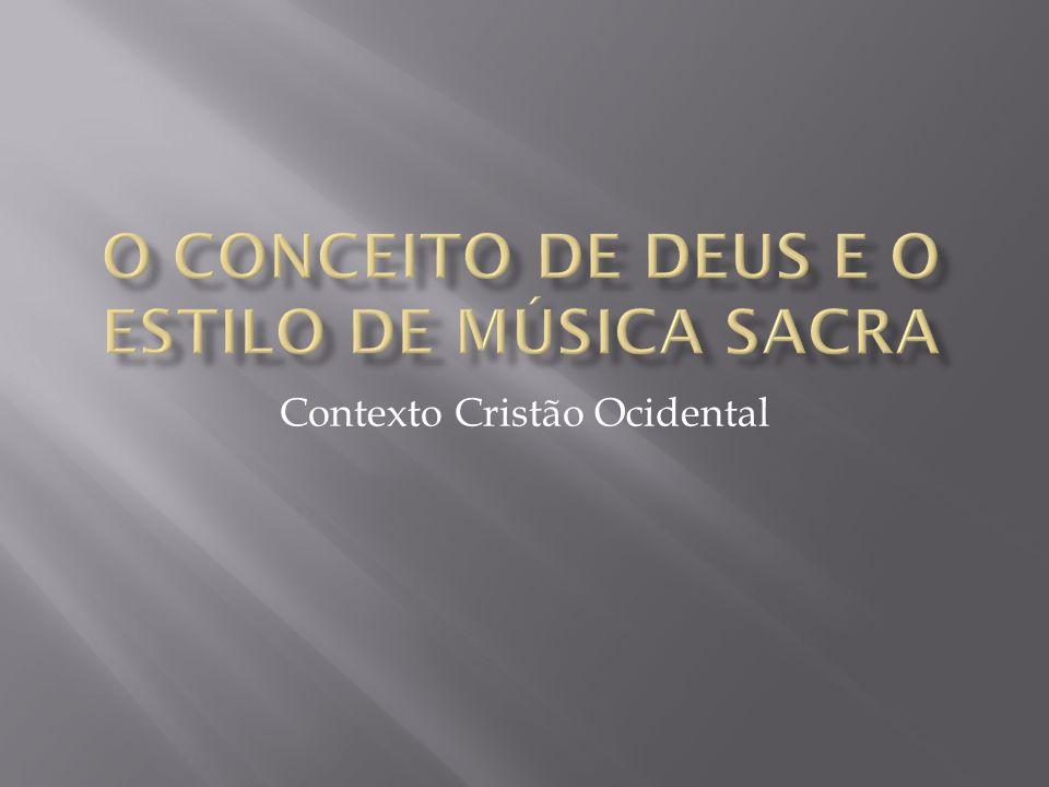 Contexto Cristão Ocidental