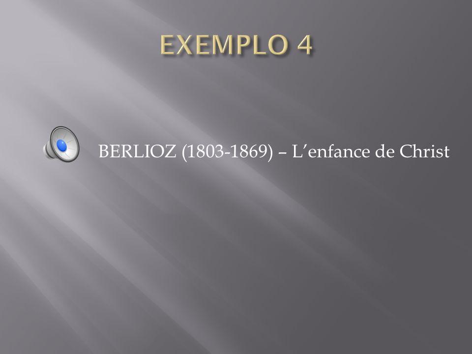 BERLIOZ (1803-1869) – Lenfance de Christ